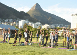 Secret Sunrise Cape Town Yoga